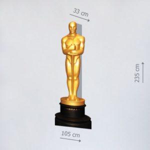 """аренда ростовой фигуры """"Оскар"""""""