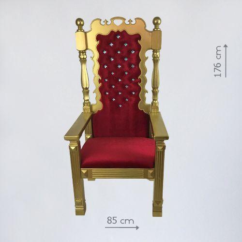 трон бутафорский в аренду