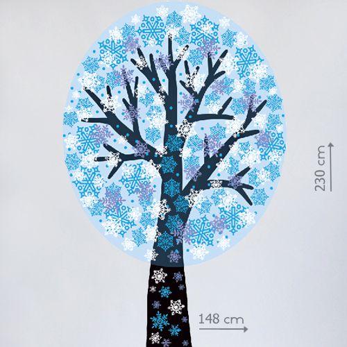 """Аренда ростовой фигуры """"Снежное дерево"""""""