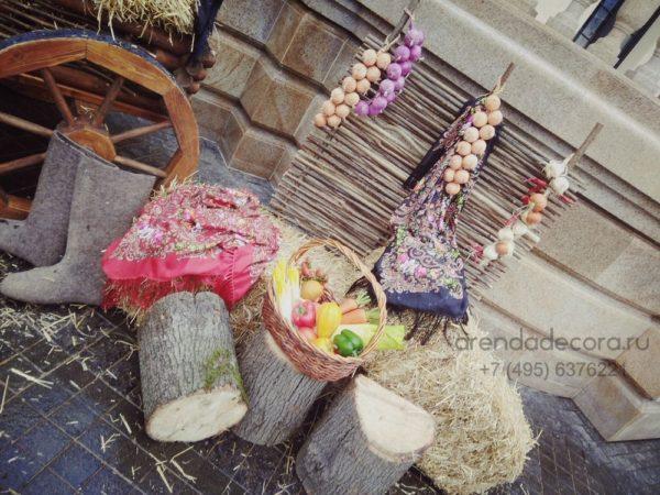 муляж вязанка лука