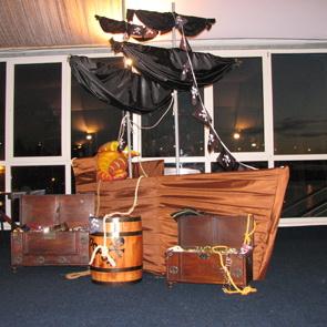 аренда пиратской бутафории
