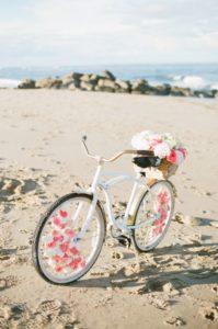 Велосипед в декоре