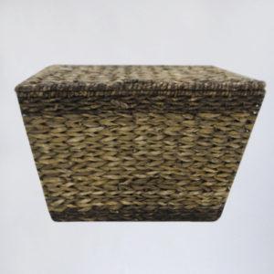 аренда плетеного камышового сундука
