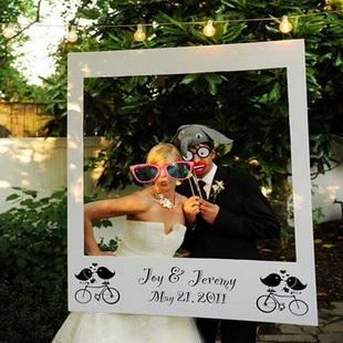 свадебная фотозона аренда