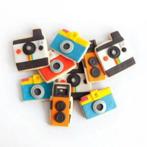 ретро фотоаппарат