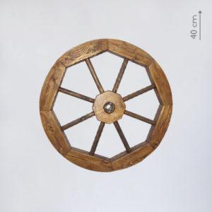 Муляж колеса телеги в прокат