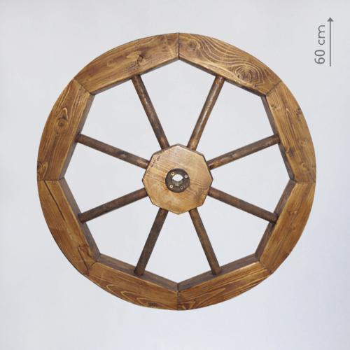 колесо тележное бутафорское