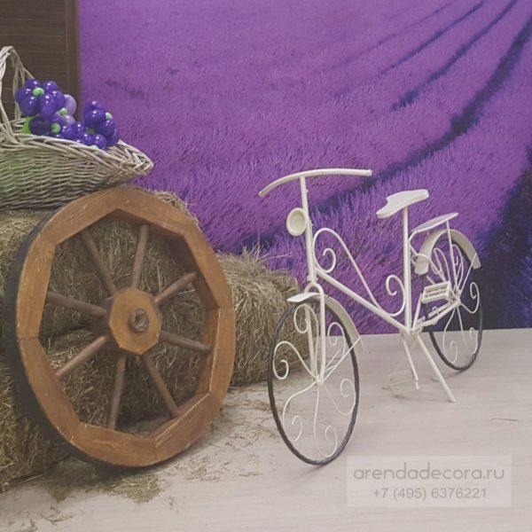 кованный велосипед аренда