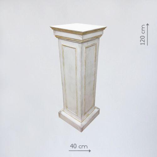 прокат деревянной колонны