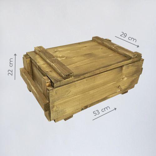 бутафорский патронный ящик