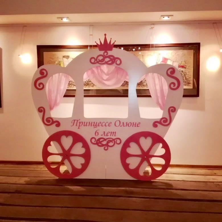 аренда декоративной кареты