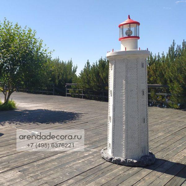 декорация маяк