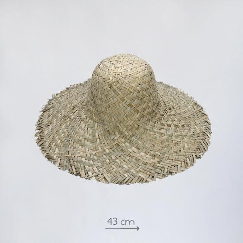аренда соломенной шляпы
