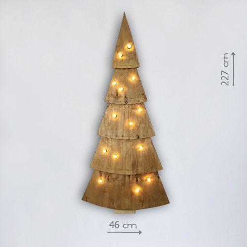 елка с подсветкой