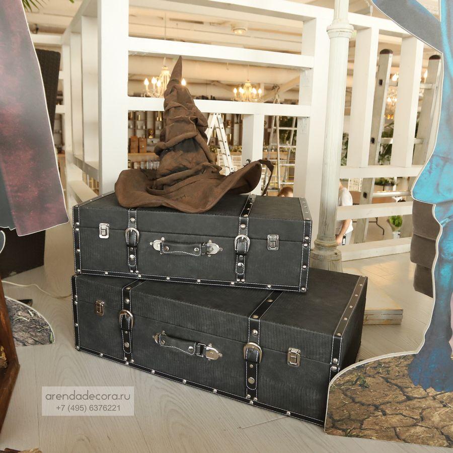 чемодан гарри поттер
