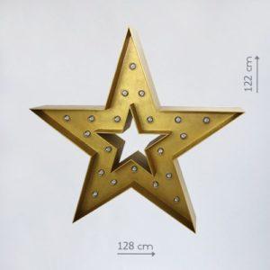 ретро звезда для фотосесии