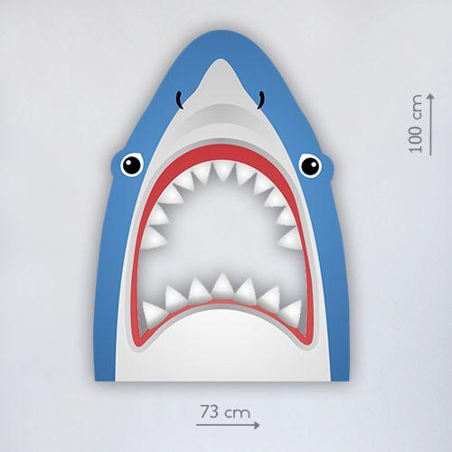 фоторамка Акула