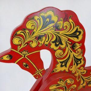 сказочная лошадка в аренду