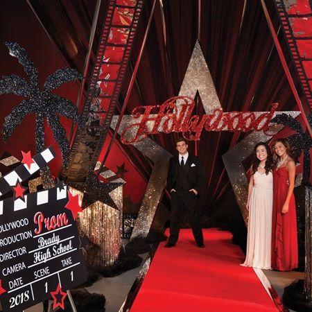 Вечеринка в стиле Оскар