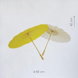 Бумажный зонтик китайский