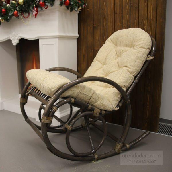 кресло качалка аренда