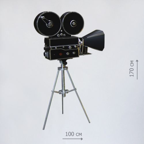 бутафорская кинокамера