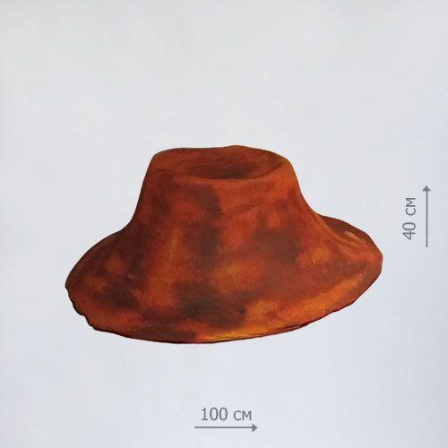 Аренда бутафорского кратера