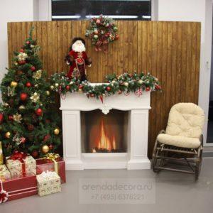 аренда новогодней фотозоны