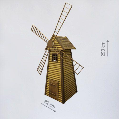 декорация мельница в аренду