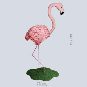 """Декорация """"Фламинго"""""""