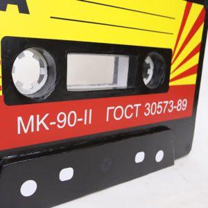 "Декорация ""Аудиокассета"""