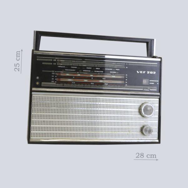 Радиоприемник реквизит