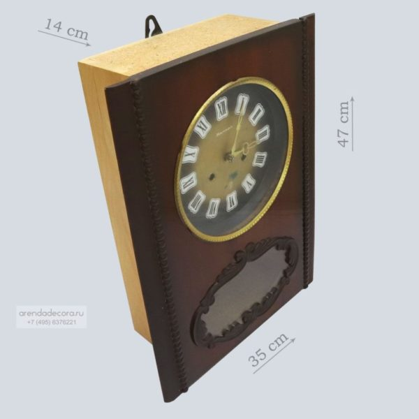 Ретро часы СССР