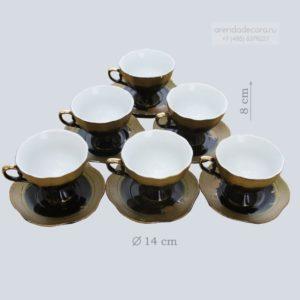 сервиз чайный для декора
