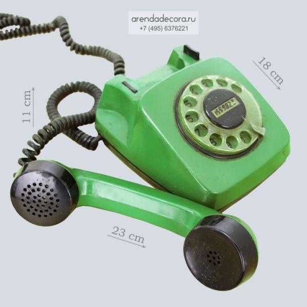 советский телефон