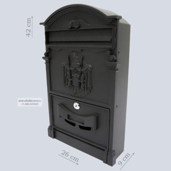 почтовый ящик для декора
