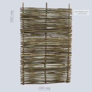 высокий плетень