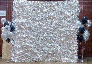 серебряная фотозона